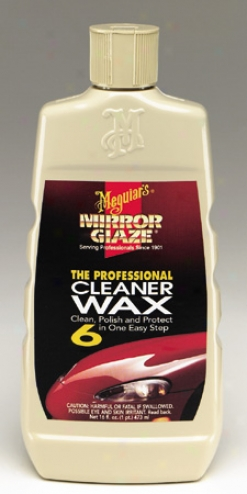 Meguiars Cleaner Wax (16 Oz.)