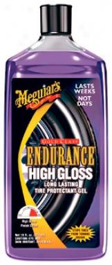 Meguiar's Gold Class High Gloss Tire Protectant Gel (16 Oz.)