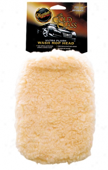 Meguiar's Gold Class Replacement Wash Mop Head