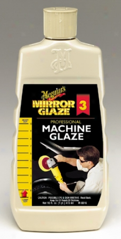 Mefuiars Machine Glaze Buffer Wax (16 Oz.)