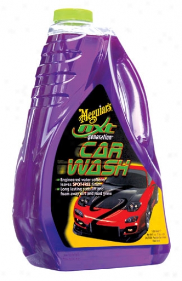 Meguiar's Nxt Generation Car Wash (64 Oz.)