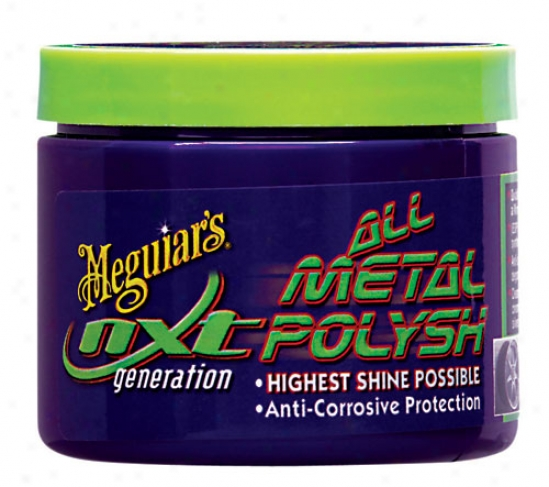 Meguiar's Nxt Generation Metal Polish