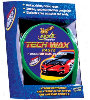 Meguiar's Nxt Generation Tech Wax Paste