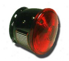 Metal Sto-tail-turn Light
