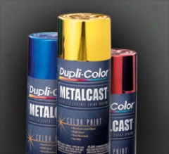 Metalcast Annodized Paint By Duplicolor