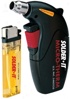 Micro-therm Electronic Butane Heat Gun