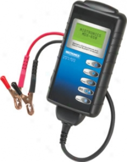 Midtronic s6/12v Battery Conductance And Electrical System Analyzer