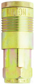 Milton ''g'' Type Air Coupler - 3/8'' Npt Female - 1 Pk.