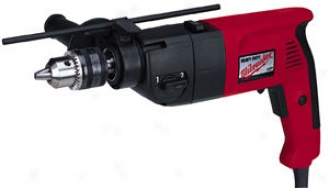 Milwaukee 1/2'' Hammer-drill With Dual Torque/speed Ranges