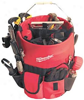 Mikwaukee 55 Pocket Bucket Tool Organizer