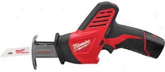 Milwaukee M12 12v Hackzall Saw Kit