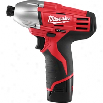Milwaukee M12 1/4'' Hex Impact Driver