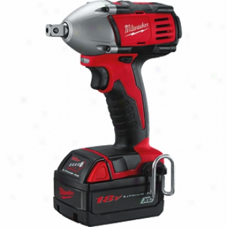 Milwaukee M18 18v 1/2''compact Impact Wrench Violin