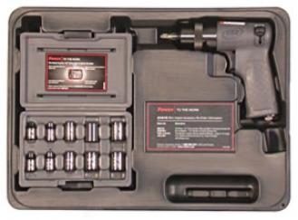 Mini 1/4? Drive Air Pack together Kit