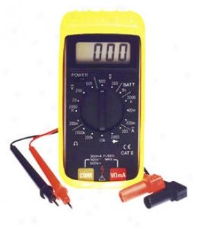 Mini Digital Multimeter