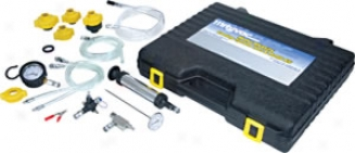 Mityvac Mv4525 Cooling System Test & Refill Kit