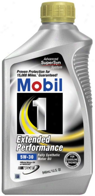 Mobil 1 Extended Performance 10w30 Motor Oil