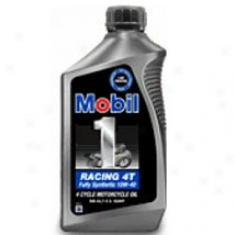 Mobil 1 Racing 4t 10w-40 Motorcycle Oil