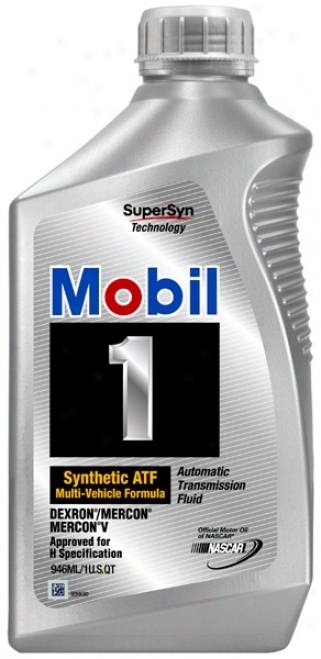 Mobil 1 Syntheyic Automatic Transmission Fluid