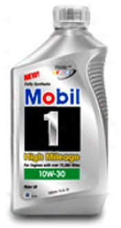 Mobil 1 Synthetic Eminently Mileage 10w30 Motor Oil