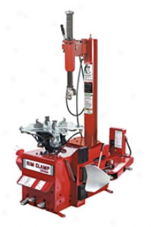 Model 5040a Rim Clamp Tire Changer - Air Drive