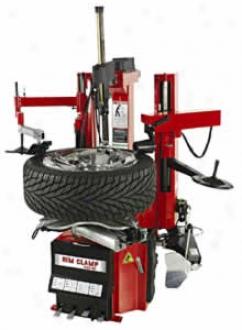 Model 9024e Rim Clamp Tire Changer