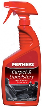 Mothers Carpet & Upholstery Cleanerr (24 Oz.)