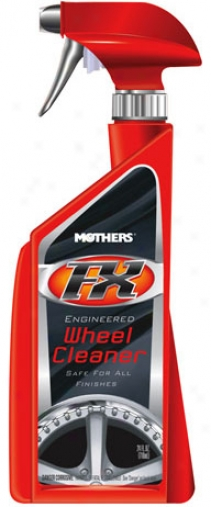Mothers Fx Wheel Cleaner