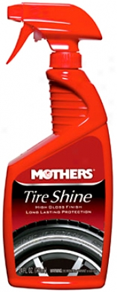 Mothers High Gloss Tire Shine