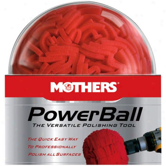 Mothers Powerball Polishing Tool