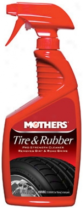 Mothers Tire & Rubber Cleaner (24 Oz.)