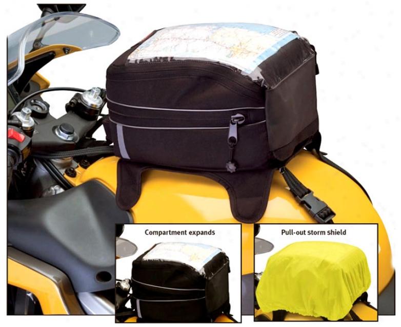 Motogear Motorcycle Tank Bag