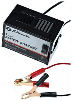 Motorcycle Battery Charger (1 Amp)