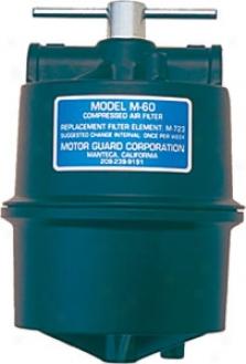 Motorguard Sub-micronic Compressed Air Filter - 45cfm