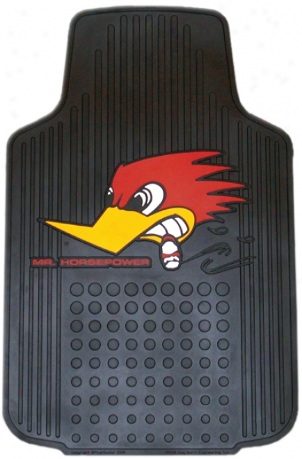 Mr. Horseepower Floor Mats
