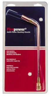 Multi-flame (rosebud) Heating Tip - Size 6