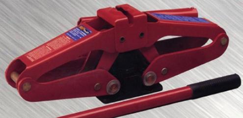 Mvp 2,200 Lb. Hydraulic Scissor Jack