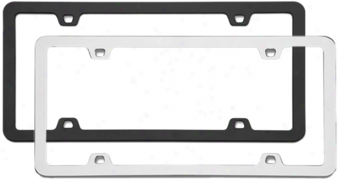 Neo? License Plate Frames