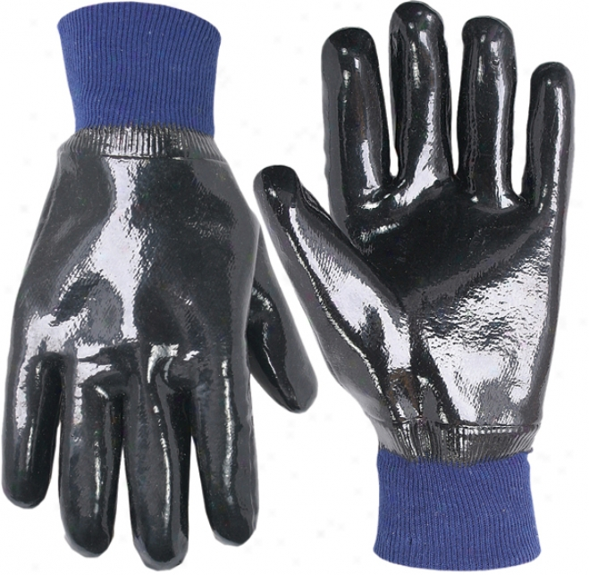 Neoprene Coated Kniy Wrist Gloves