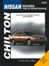 Nissan Maxima (1993-04) Chilton Manual