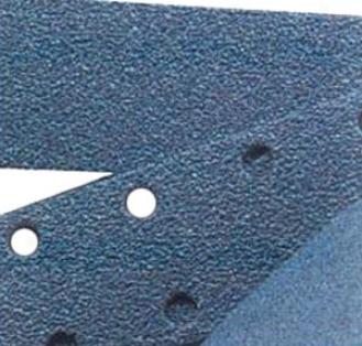 Norton Blue Magnum 2.75''x16.5'' Psa Sheets - 40e Grit-50 Pk.