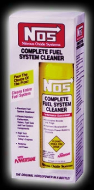 Nos? Complete Fuel System Cleaner