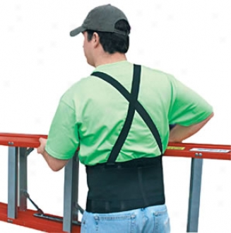 Occunomix Back Support With Suspenders - X-large