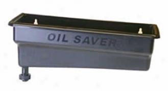Oil Saver Bottle Drain - Black