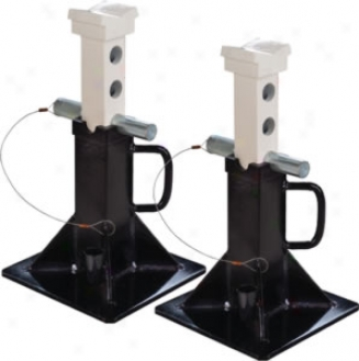 Omega Pin Style Truck Jack Stands-22 Ton