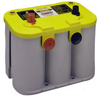 Optima Dual Post 750 Cca Deep Cycle Battery (group Size-d34/78)