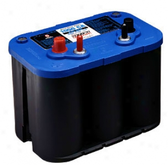 Optima Dual Post 800 Cca Marine Battery (group Size-34m)