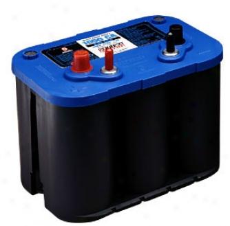 Optima Dual Post 800 Cca Marine Battery (group Size-34m)