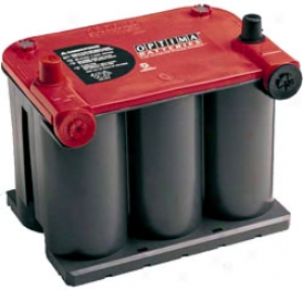 Optima Top Post 720 Cca Reverse Terminal Battery (group Size-35)