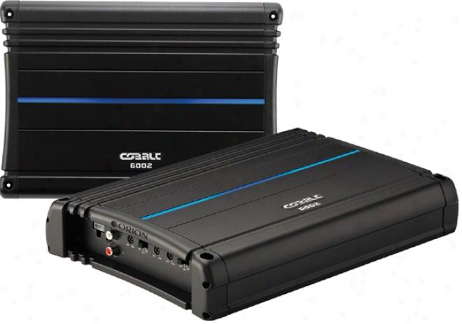 Orion Cobalt? 600 Watt 2 Channel Amplifer